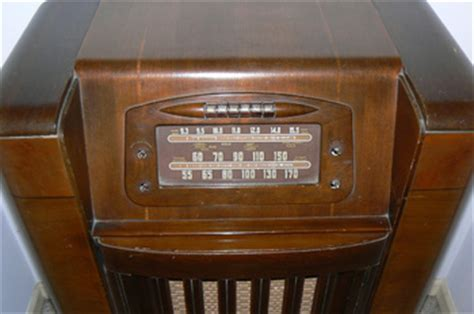 philco radiophonograph model   collectors weekly