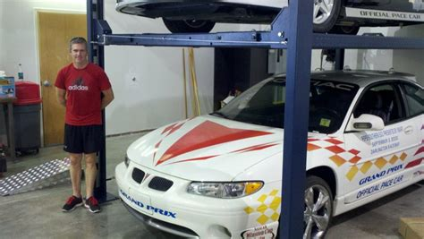 Nascar Driver Orders Eagle Lifts To Store Race Cars