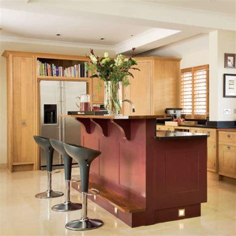 split level kitchen ideas kitchen with split level island unit kitchen design