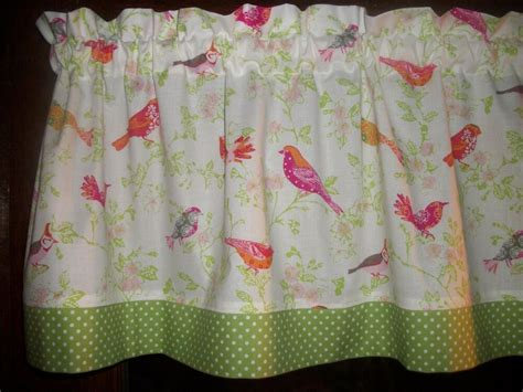 Birds Dogwood Flowers Polka Dots Waverly Fabric Kitchen Curtain Topper Valance Flower Print Curtains Peacock Feather Jcpenney Custom Drapes Fabric Shower Curtain Liner Vs Vinyl Pattern Silk Window Clearance Where Can I Buy Long