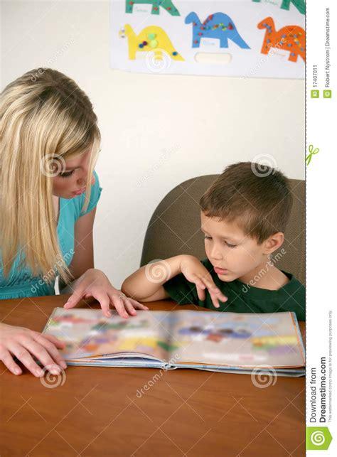 preschool tutor preschool and student stock image image 17407011 185