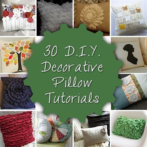 Decorative Pillow Ideas by 73 Best Diy Pillow Covers Images On