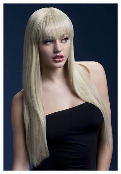 Wig Blonde Jessica Fever Halloween Hair Styleable