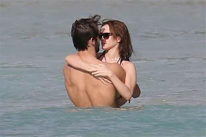Watson Emma Bikini Holiday Boyfriend January