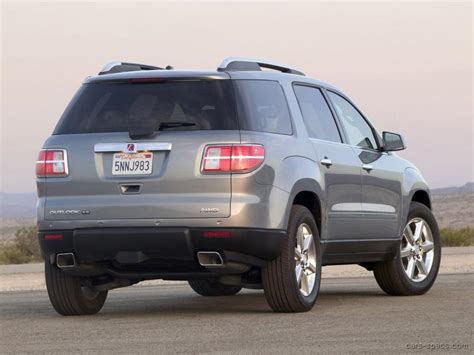 2007 Saturn Outlook Suv Specifications, Pictures, Prices