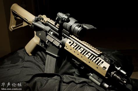 AR15 M4 系列突击步枪 VS 95突击步枪 - 陆军论坛 - 铁血社区