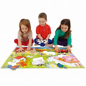 giant floor puzzle farm puzzles learning puzzles With parquet puzzle