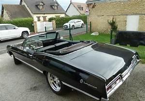 Location Chevrolet Impala 1967 Noire 1967 Noir Pacy Sur Eure