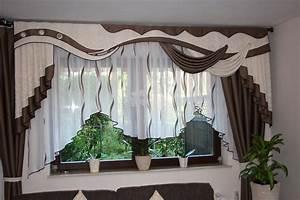Fenster Gardinen Ideen : fotogalerie gardinen ideen ~ Sanjose-hotels-ca.com Haus und Dekorationen