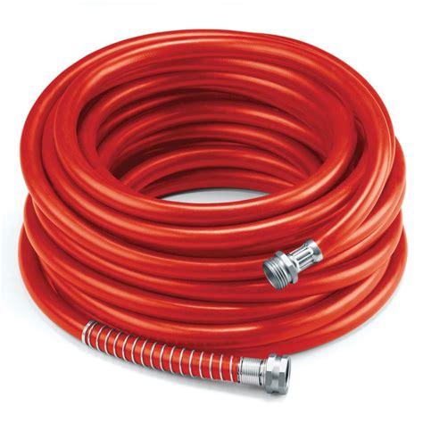 home depot garden hose 100ft garden hose amazoncom flexon flextreme 100 ft