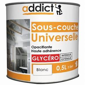 Sous Couche Peinture : peinture sous couche universelle addict bo te 0 5 l ~ Melissatoandfro.com Idées de Décoration