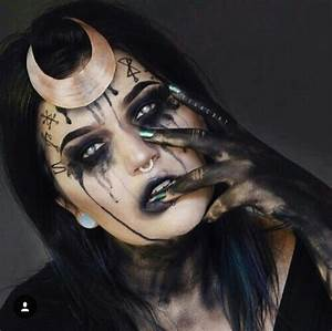 Pretty Witch Makeup Pictures - Mugeek Vidalondon