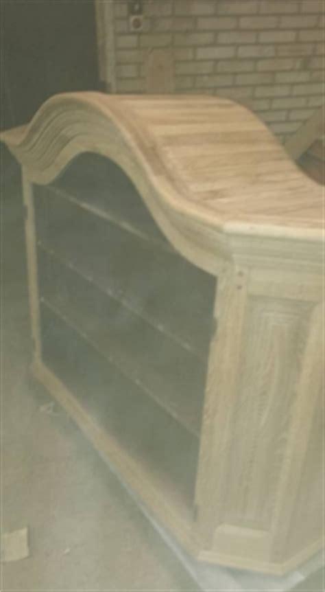 eiken meubels lak verwijderen straalwerk restauratie en opknappen meubels opnieuw verf