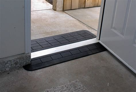 Safe Path Rubber Threshold Ramps