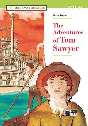 adventures  tom sawyer mark twain graded readers