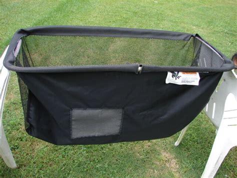 snapper bag rear engine rider bagging system bagger grass catcher sr1028 extras ebay