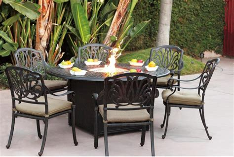 outdoor dining sets for 6 table choice image