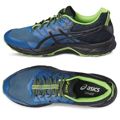 Asics Gel-Sonoma 3 Mens Running Shoes SS17 - Sweatband.com