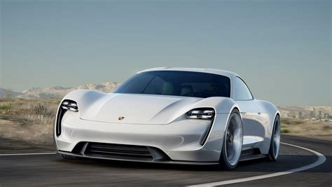 Porsche Mission E Electric Car Will Be Built By