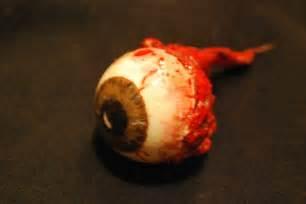 Real Human Eye Ball