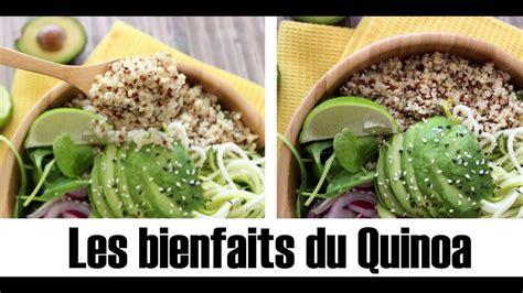 Les Bienfaits De Quinoa