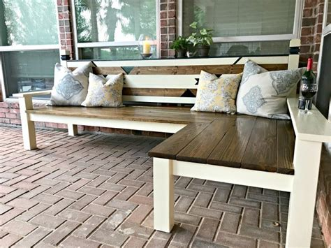 Diy Patio Bench Plans by 10 Questions To Make Or Buy The Best Outdoor Seating For