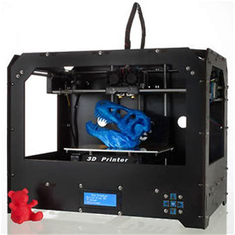 Ctc 3d Printer  Dual Extruder  Mk8  Factory Direct