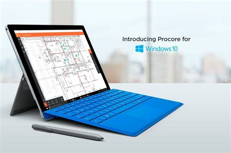 procore app for windows 10 helps construction crews manage drawings papers and more windows