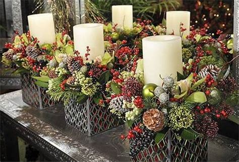60 inspiring winter and christmas theme wedding centerpieces family holiday net guide to