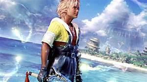 Animated Tidus Final Fantasy X Wallpaper Engine YouTube