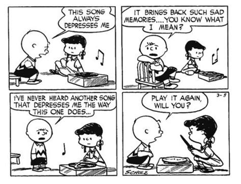 Charlie Brown On Record Collecting