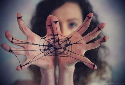 Spider Web Tattooteulugar