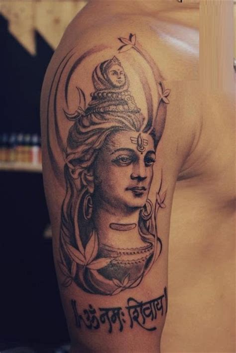 shiva tattoo designs ideas  meaning tattoos