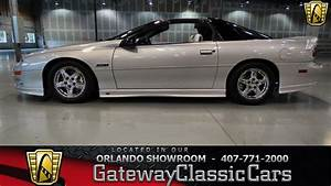 1998 Chevrolet Camaro Z28 Gateway Classic Cars Orlando 125 YouTube