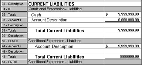 10 assets and liabilities spreadsheet template excel