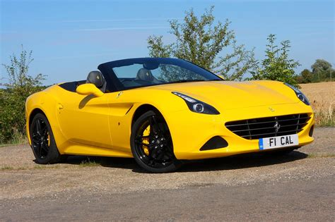 Ferrari California T Handling Speciale (2016) Uk Review By