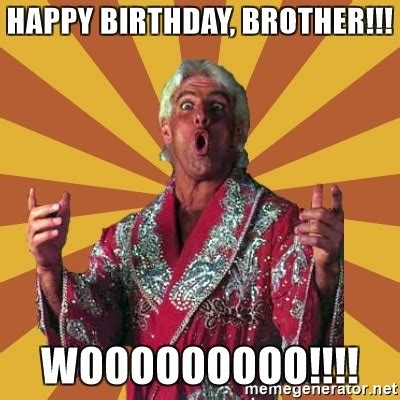 Happy Birthday Brother Meme - 20 birthday memes for your brother sayingimages com