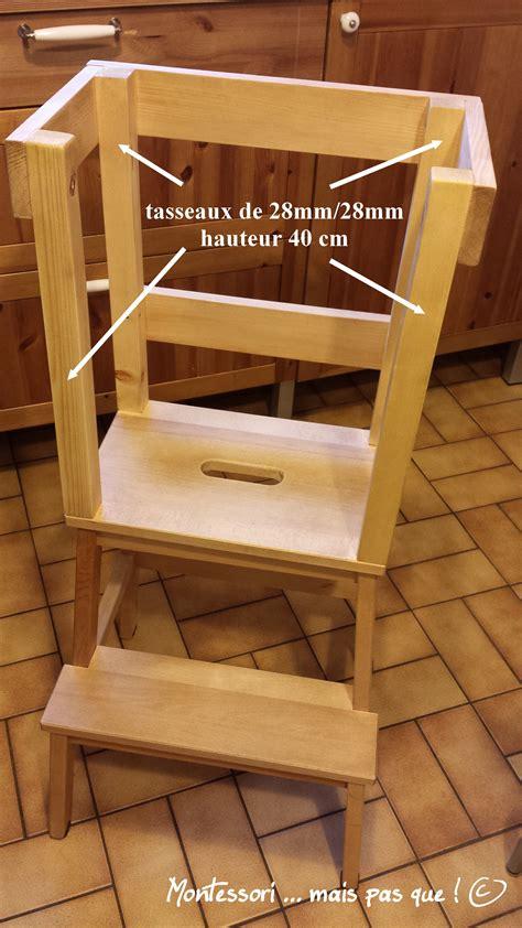 chaise montessori tour 1 montessori mais pas que
