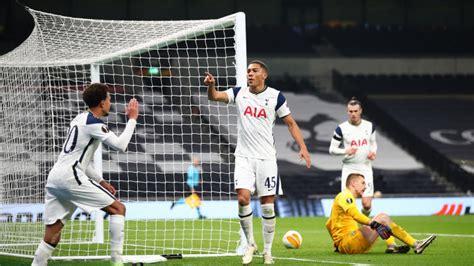 Tottenham vs. Ludogorets score: Carlos Vinicius opens ...