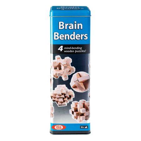 Ideal Brain Benders In Tin Walmartcom