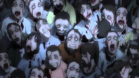 jiangshi zombies anime horde fiction fan