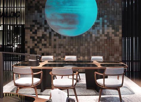 mobili sala da pranzo moderni tavoli moderni design tendenze mobili da pranzo