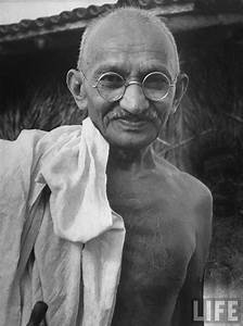 A Salute to Mahatma Gandhi