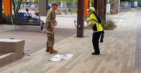 Cunning Soldier Waits For His Overjoyed Mom Returning A