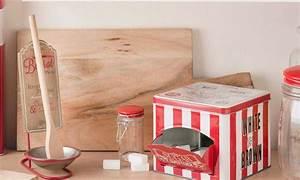 Boite Lumineuse Maison Du Monde : bo te sucre rouge maisons du monde pickture ~ Preciouscoupons.com Idées de Décoration