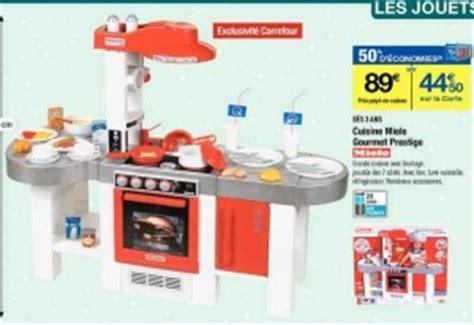 cuisine miele jouet jouet cuisine miele gourmet prestige avec 50 de credit