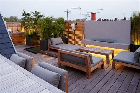 Roof Terrace : Your Guide To Building A Roof Terrace With Flat Roof Tiles