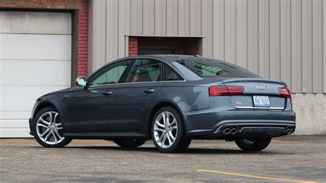 Audi 2017 S6 by 2017 Audi S6 Review Photo