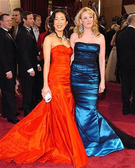 sandra oh acceptance speech the end zone more oscars quot do s quot from various years