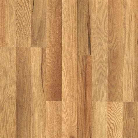 pergo wood laminate pergo xp haley oak 8 mm thick x 7 1 2 in wide x 47 1 4 in length laminate flooring 19 63 sq